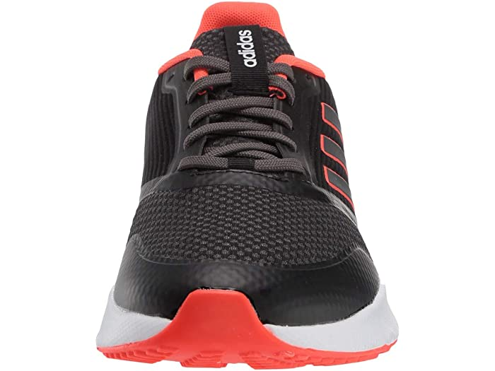 Adidas Correr Nova Flow Core Black/solar Red/grey Six Sneakers & Athletic Shoes