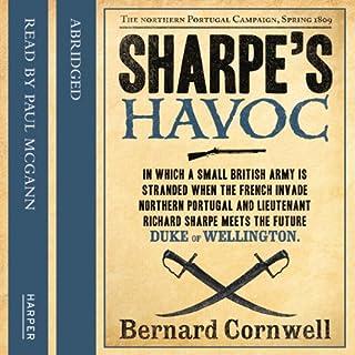 Sharpe's Havoc cover art