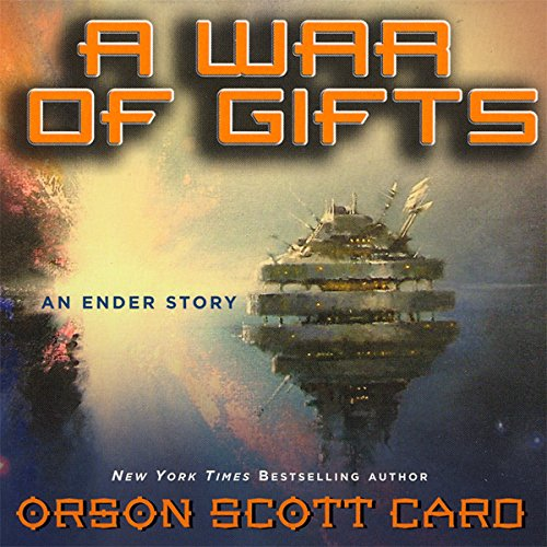 A War of Gifts audiobook cover art