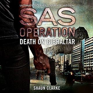Death on Gibraltar cover art