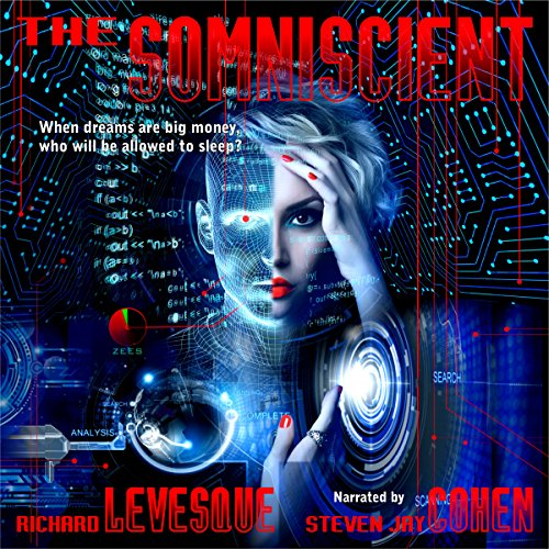 The Somniscient audiobook cover art