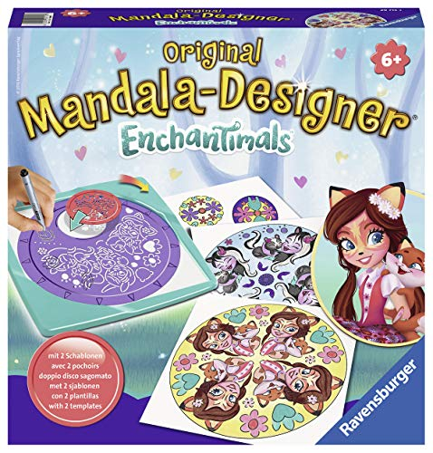 Ravensburger 29715 - Mandala Designer® Enchantimals