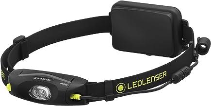 Led Lenser handknipperlicht LED zwart zwart.