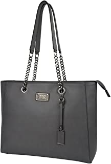 ZYSUN Laptop Tote Bag Fits Up to 15.6 in Wonderful Gifts for Women