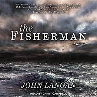 The Fisherman audiobook cover art