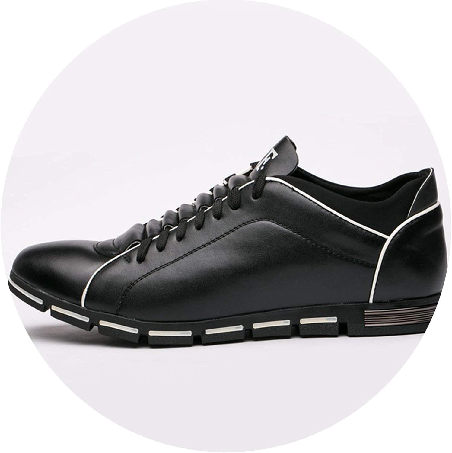 Every kind of beauty Autumn Men Fashion British Sports Style Casual Cross-Border shoes Supersize Four Seasons Men's shoes Size 38-48