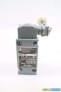 ALLEN BRADLEY 802T-AP OILTIGHT LIMIT SWITCH SER J 600V-AC D549027