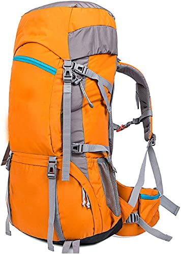 HAOHAOWU Sac d'alpinisme en Plein air Voyage Sac à Dos 60L Grande capacité rechargement Mode Loisirs randonnée Sac à Dos