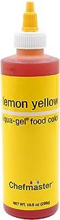 U.S. Cake Supply 10.5-Ounce Liqua-Gel Cake Food Coloring Lemon Yellow
