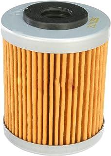 Hiflofiltro 4 Pack HF651-4 Premium Oil Filter, Pack of 4, 4 Pack