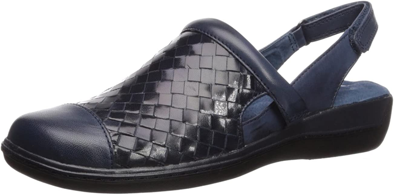 Softwalk Women's Outlet ☆ Free Shipping Sales for sale Salina Woven Flat