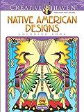 Creative Haven Native American Designs Coloring Book (Creative Haven Coloring Books)