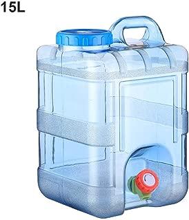 Mejor Bidon Agua Con Grifo de 2020 - Mejor valorados y revisados