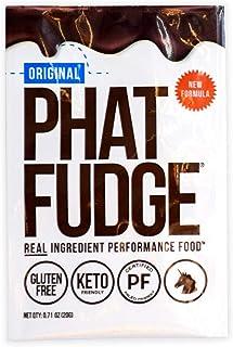 Phat Fudge - New Formula, Dairy-Free All Natural Keto & Paleo Tahini (Sesame) Based | Performance Seed Butter | Low Carb H...