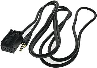 Audio Aux Male 3.5mm In Car Cable for BMW Z4 E83 E85 E86 X3 Mini Cooper