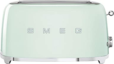 Smeg Green Toaster - TSF01PGUK