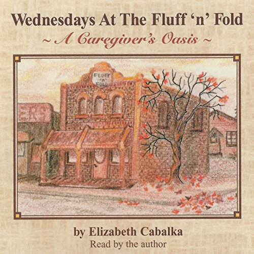 Wednesdays at the Fluff 'n' Fold audiobook cover art