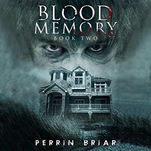 Blood Memory audiobook cover art