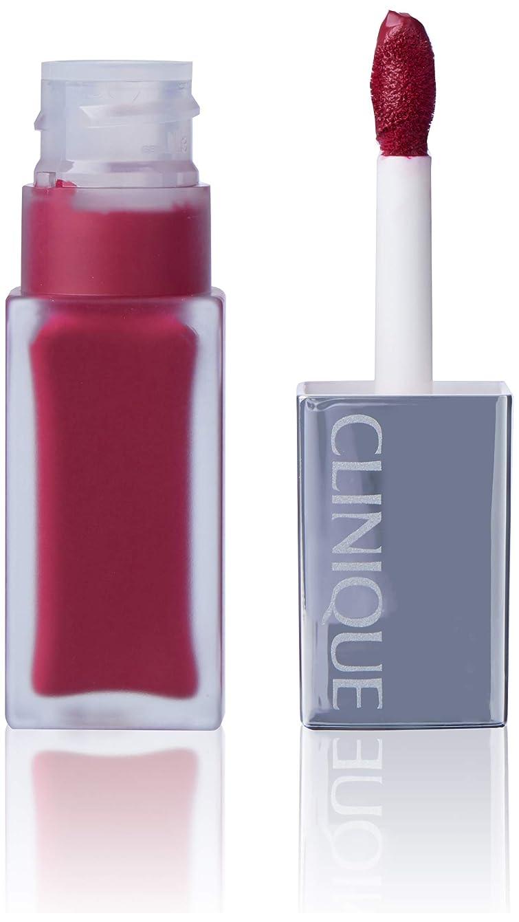 カメ参照百年クリニーク Pop Liquid Matte Lip Colour + Primer - # 03 Candied Apple Pop 6ml/0.2oz並行輸入品