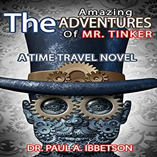 The Amazing Adventures of Mr. Tinker audiobook cover art