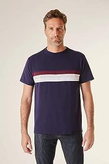 Camiseta Mc Listrado Por Do Sol Reserva