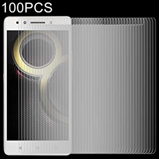 Pokjsofjnjlfkl Phone Products 25 PCS 9H 5D Full Glue Full Screen Tempered Glass Film for Galaxy A6s Screen Protectors for Phone