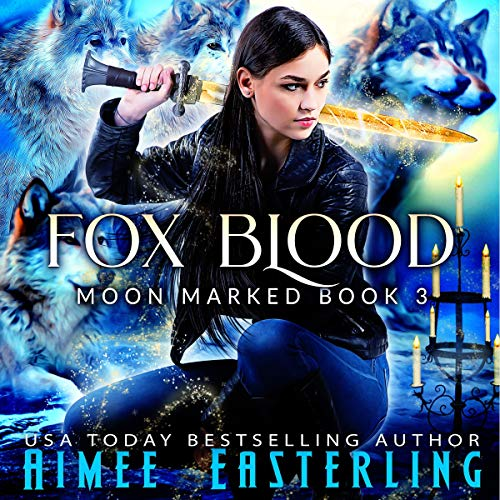 Couverture de Fox Blood