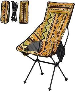 Klapstoel, draagbare multifunctionele campingstoel voor buiten, lichtgewicht en duurzaam, sterk draagvermogen, visreis, st...