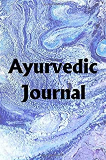 Ayurvedic Journal: Use the Ayurvedic Journal to help you reach your new year's resolution goals