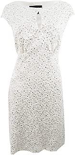 Womens Lace Short Sheath Dress