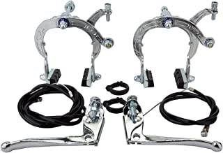 Sunlite Cruiser/MX Steel Brake Set, 73-91mm Reach, Chrome