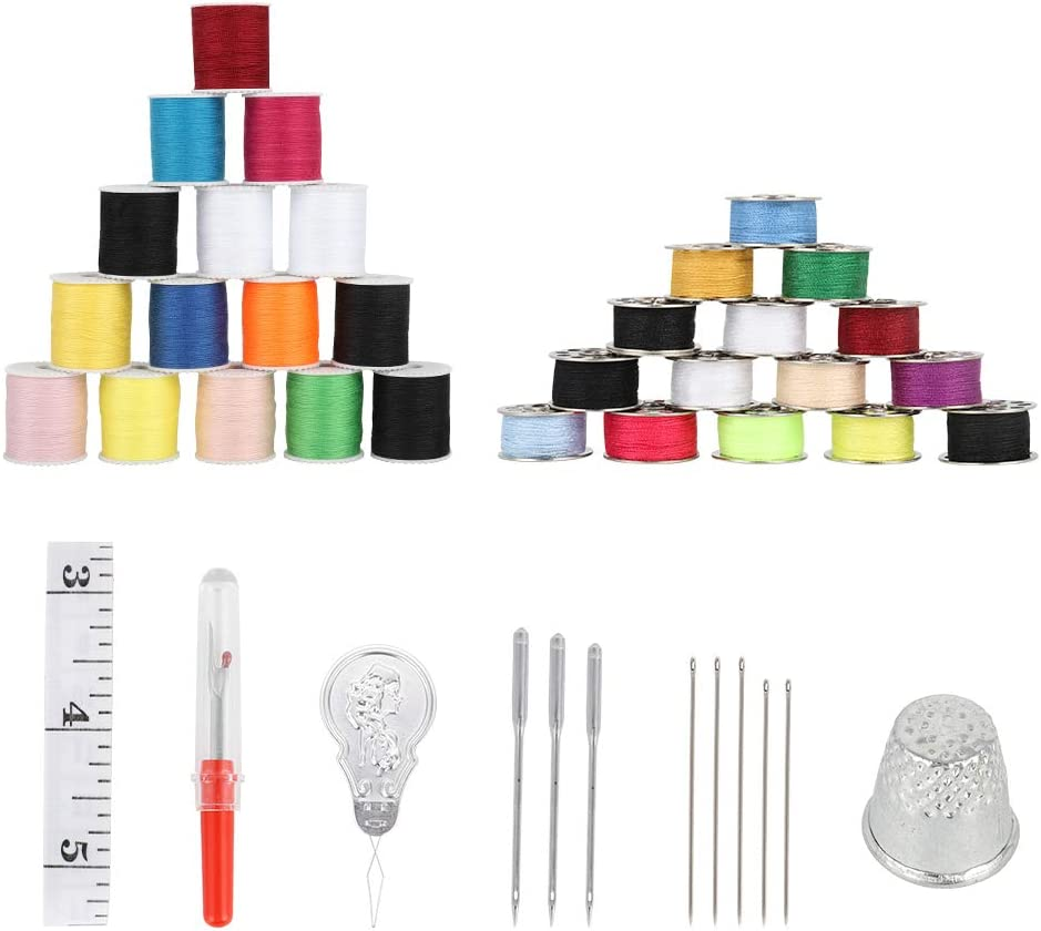 Max 87% OFF Inexpensive Sewing Kit Machine Supplies Spools Bobbins Thread