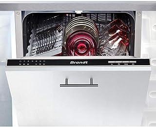 BRANDT - Lave vaisselle tout integrable 45 cm BRANDT VS 1010 J - VS 1010 J