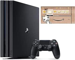 PlayStation 4 Pro ジェット・ブラック 2TB (CUH-7200CB01)【特典】オリジナルカスタムテーマ (配信)