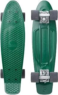 "Penny Skateboard(ペニースケートボード) PENNY CLASSICS COMPLETE 22"" 0PCL4 DARK FOREST 全長22インチ(約56cm)、幅約15cm"