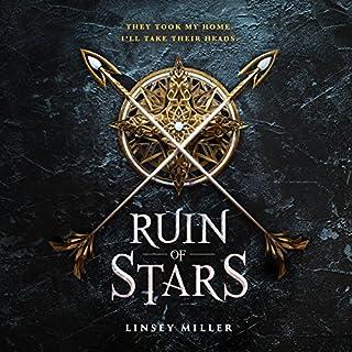 Ruin of Stars                   Auteur(s):                                                                                                                                 Linsey Miller                               Narrateur(s):                                                                                                                                 Deryn Edwards                      Durée: 11 h et 40 min     1 évaluation     Au global 5,0