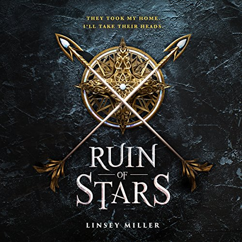 Ruin of Stars                   By:                                                                                                                                 Linsey Miller                               Narrated by:                                                                                                                                 Deryn Edwards                      Length: 11 hrs and 40 mins     1 rating     Overall 4.0