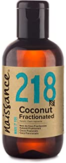 Naissance Fractionated Coconut Oil 100ml 100% Pure