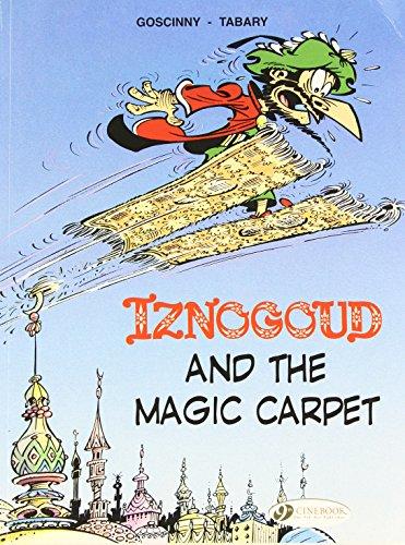 Iznogoud - tome 6 And the magic carpet (06)