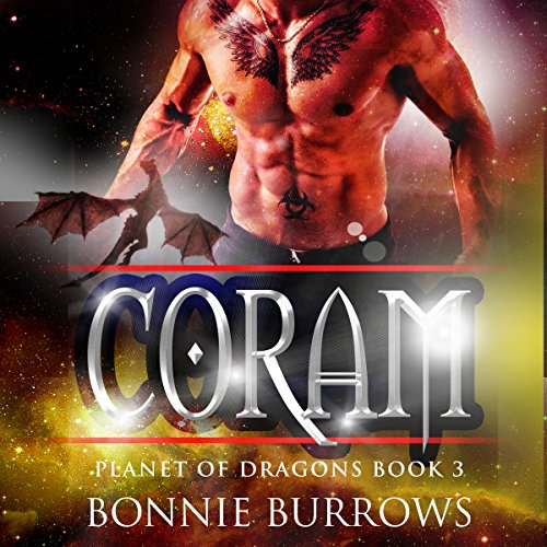 Coram audiobook cover art