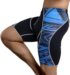 طقم ملابس بدلة رياضية ضغط للرجال ملابس رياضية رياضية بأكمام قصيرة تي شيرت للركض أطقم لياقة بدنية (اللون: 54 د.ك ، المقاس: L)