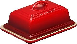 LE CREUSET 9101580006 - Recipiente para Mantequilla, Color Rojo