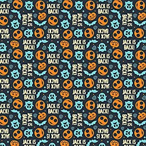 Disney Master of Fright Nightmare Before Christmas Sally Fabric ~By the Yard