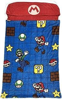 Super Mario Brothers Kids Step-in Blanket