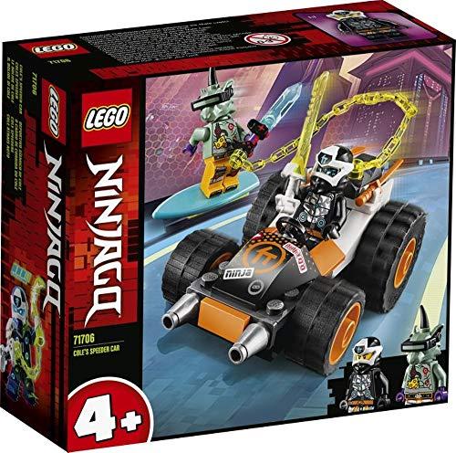 wow Lego® NINJAGO Coles Speeder, ab 4 Jahre