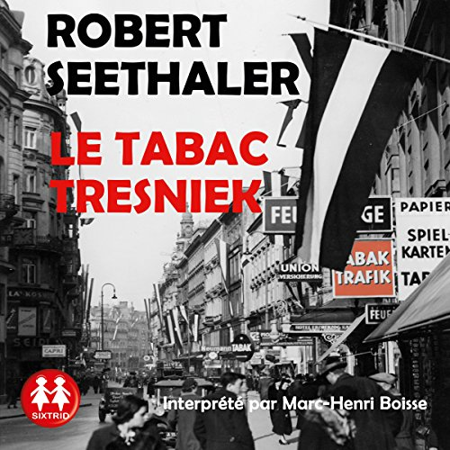 Le tabac Tresniek audiobook cover art