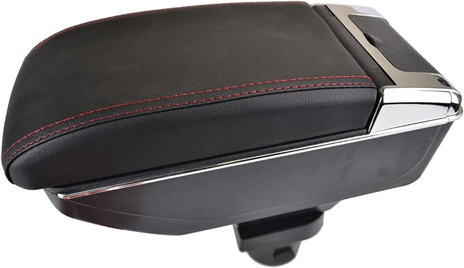 Center Console for VW Up 2009-2017 Dual Storage Our shop OFFers the best service Leather Armr Ranking TOP11 Box