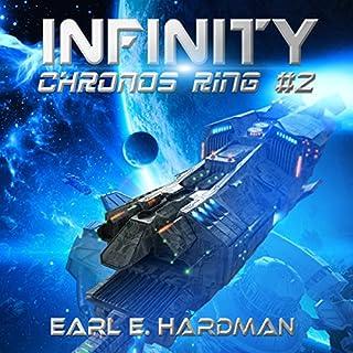 Infinity audiobook cover art