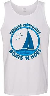 UGP Campus Apparel Prestige Worldwide Presents Boats 'n Hoes - Funny Summer Movie Tank Top