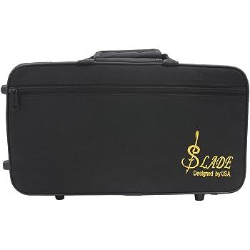 Ortola 0483-001 - Funda para estuche clarinete-ume, color negro: Amazon.es: Instrumentos musicales